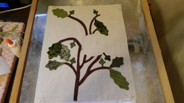 a few leaves 2