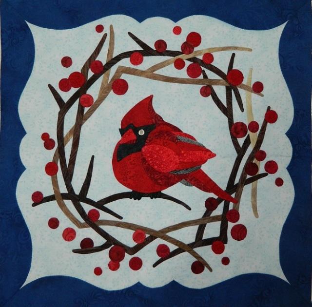 cardinal for blog